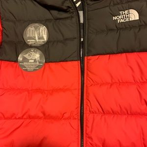 North face boy jacket